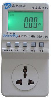 专业版智能插座式电量监测仪 专业版智能插座式电量监测仪