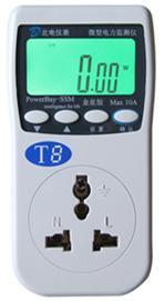 金星版智能插座式电量监测仪 金星版智能插座式电量监测仪