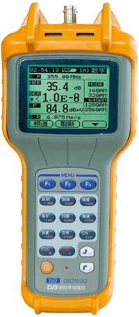 DS2100B经济型数字电视测试仪 DS2100B