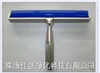厂家供应手动矽胶除尘辘,矽胶滚轮