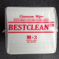 M-3无尘纸厂家直销 不起毛无尘纸 吸水超强工业无尘擦拭纸 M-3