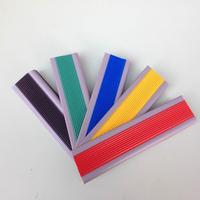 泳池台阶止滑条 楼梯包角PVC软胶防滑条 有纯色和多色可选 PVC软胶防滑条