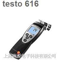 德图testo 616,木材和建材水份仪 木材水分计 木材湿度计 木材含水率测试仪 testo 616