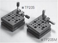 TP205、TP206型號雙軸傾斜臺 TP205、TP206型
