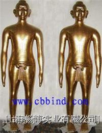 针灸铜人模型|仿古针灸铜人模型 CB202