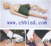 护理模型|全功能五岁儿童高级护理及CPR模拟人 GD/FT334