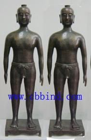针灸铜人|铜人模型|针灸铜人模型 CBB-ZD02(45CM)