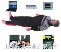 高级心肺复苏、AED除颤模拟人(计算机控制、二合一组合)  CBC/BLS700