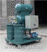 聚结分离轻质油柴油脱水滤油机(有防爆柴油滤油机) ZJD-F-100