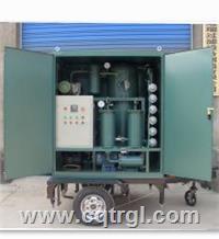 封闭拖车式变压器油真空滤油机 ZJA-30封闭拖车式