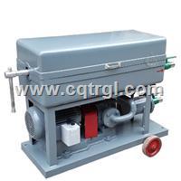 重庆通瑞BK-200铸铁板框滤油机(过滤柴油润滑油) TR/BK