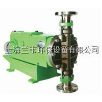 7660系列液压隔膜计量泵 7660系列