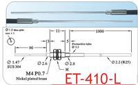 臺灣廣視GX對射型光纖線 ET-410-L、ET-410-M、ET-410-S