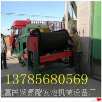 600X1.2GYA级硅质聚苯板设备不燃板材机械 005