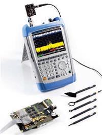 R&S®FSH 4/8/13/20 R&S®FSH4和R&S®FSH8 手持式频谱分析仪