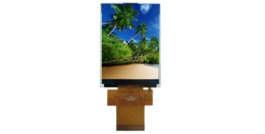 2.8英寸工业级TFT液晶屏 SPI/RGB/MCU接口 宽温宽视角 单片机可直接驱动