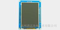 3.5英寸24位RGB接口 带PCB带定位孔TFT液晶屏