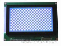 RICH240128-04蓝白液晶模块替代品 清达光电240128液晶屏
