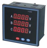 YDJ4-DA, YDJ1-DV三相電流表 YDJ4-DA, YDJ1-DV