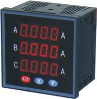 YH20AU─5S3三数显交流电压表 YH20AU─5S3