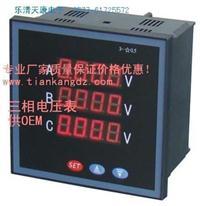 YT4U-1X4 三相交流电压表 YT4U-1X4