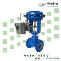 气动薄膜隔膜调节阀 (气开)  ZMAT