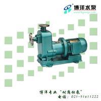 ZCQ型自吸式磁力驱动泵 ZCQ型