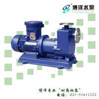 防爆自吸磁力泵 ZCQ型