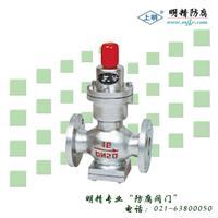 直接作用式波纹管减压阀 T44H/Y型