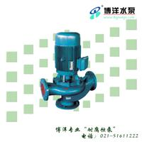 管道式排污泵 GW系列