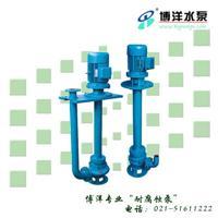 YW系列液下式无堵塞排污泵 YW系列
