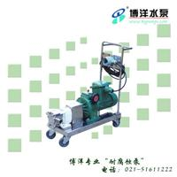 不锈钢转子泵 3A型