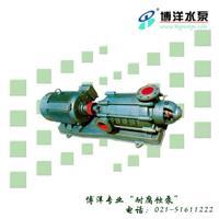 卧式多级离心泵 TSWA型