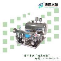 提供全新无负压变频供水设备 BYWG 系列