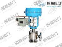 提供全新气动/手动卫生级调节阀 ZTRS(ZRS-10K)