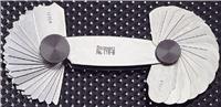 Starrett 156/159系列螺距规  156/159系列