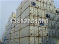上海冷冻集装箱价格、二手集装箱 20FR\40HR\45HR