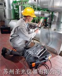 德图六组分工业烟气分析仪 testo 350烟气分析箱