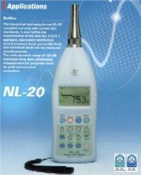 日本理音NL-20声级计 NL-20