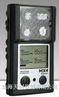 MX4 iQuad复合气体检测仪 MX4