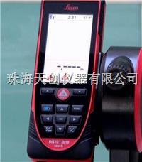 瑞士徕卡迪士通触摸屏带图像D810激光测距仪 D810