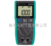 KEW1020R共立2016年新款数字式万用表 KEW1020R