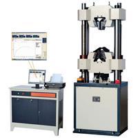 微機控製電液伺服式萬能材料試驗機