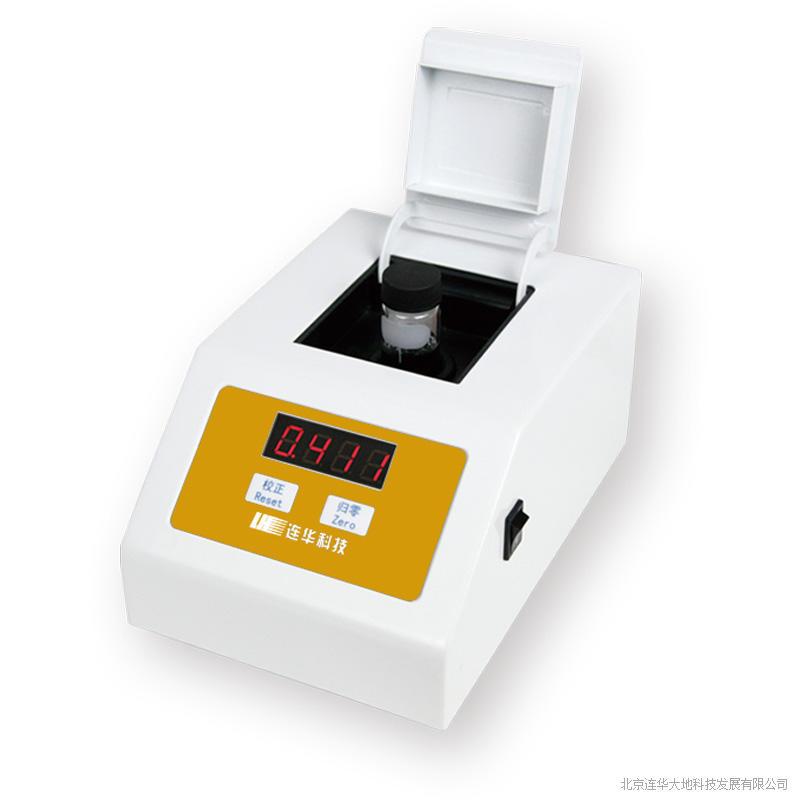 重金属铜测定仪——低配