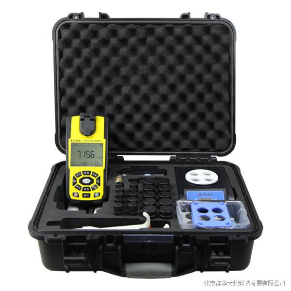 便携式多参数测定仪LH-MUP230