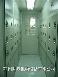 隧道风淋室生产厂家 SX-air shower