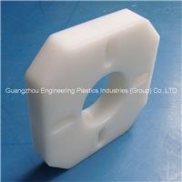 食品包装机械塑料配件 PE1000垫块 HDPE护板 EQ00125