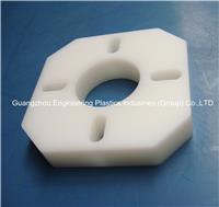 食品包装机械塑料配件 PE1000垫块 HDPE护板