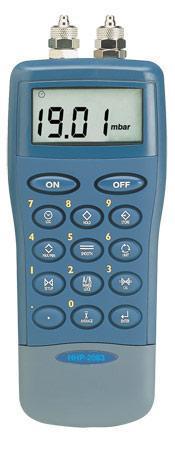 OMEGA,HHP-2000/HP-2001系列手持式数字压力表 泄漏检测仪 HHP-2001