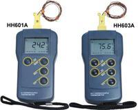 OMEGA,HH600A系列防水式手持式热电偶温度计 HH601A